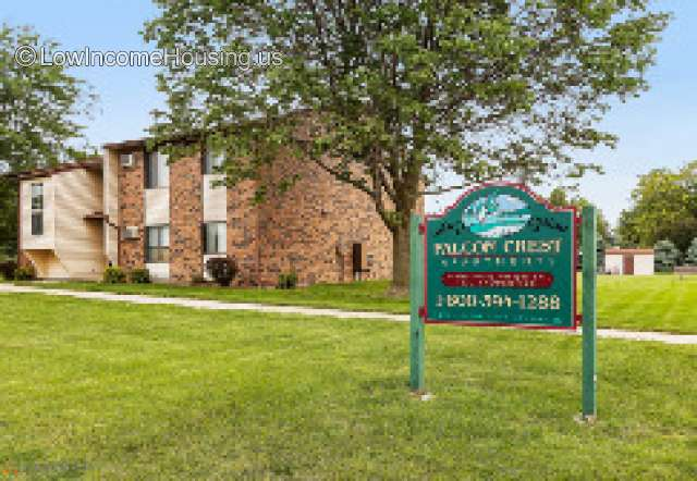 Falcon Crest Apartments for Families