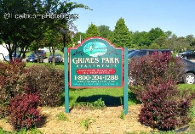 Grimes Park Apartments for Families
