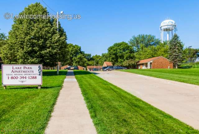 Lake Park Apartments for Seniors