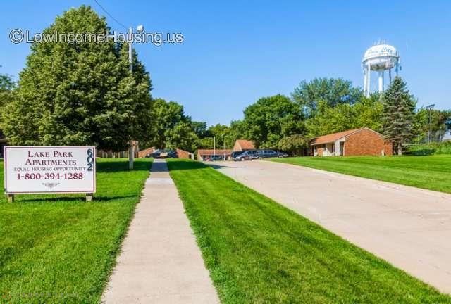Lake Park Apartments for Seniors