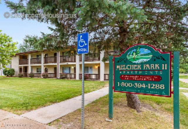 Melcher Park Apartments II for Families