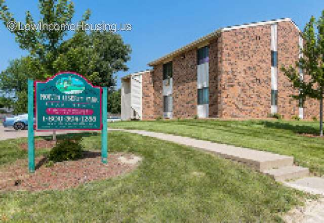 North Liberty Park Apartments for Families