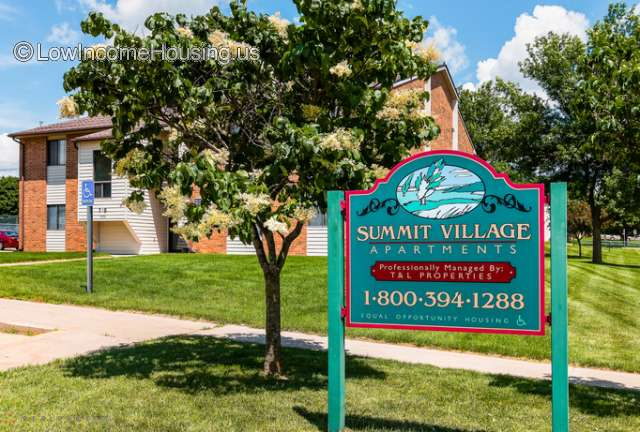 Summit Village Apartments for Families
