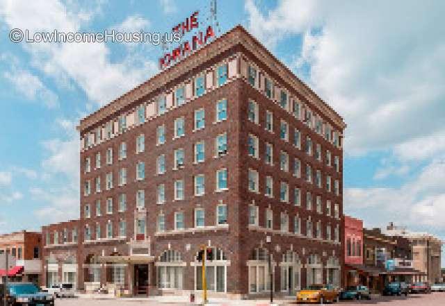 The Iowana Apartments for Seniors
