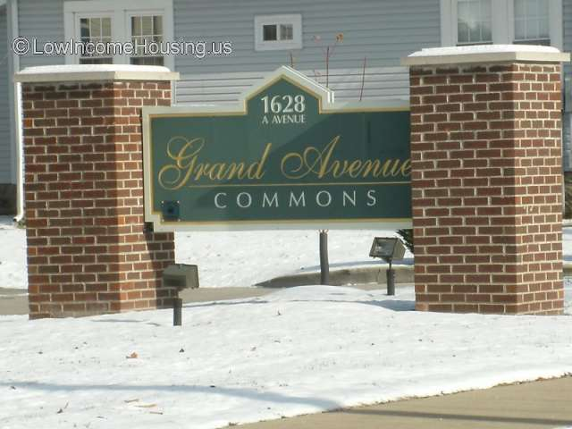 Grand Avenue Commons Apartments