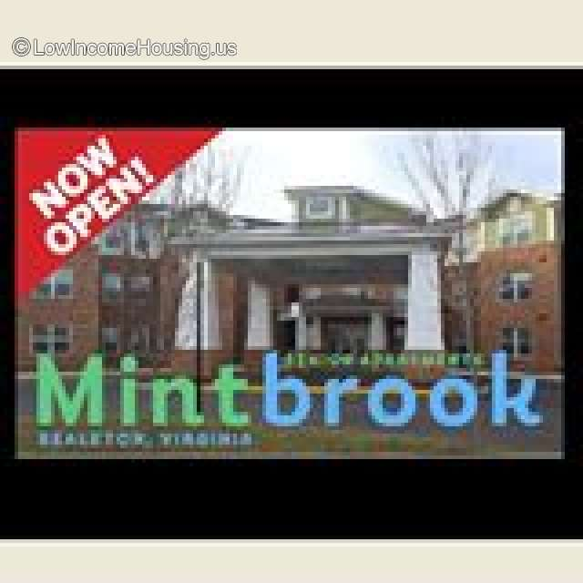 Mintbrook Senior Apartments