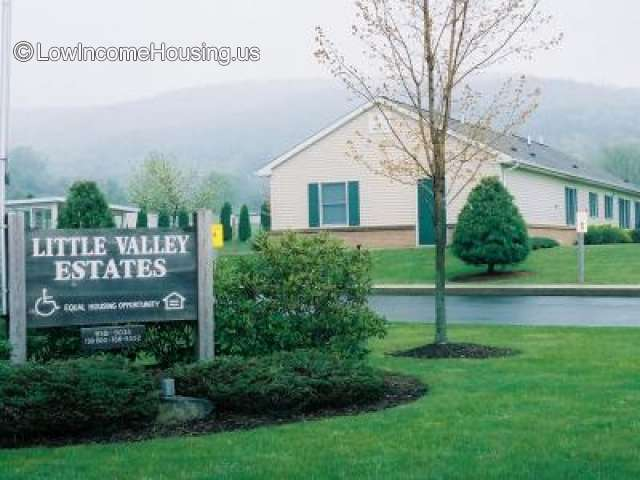 Little Valley Estates Apartments for Families