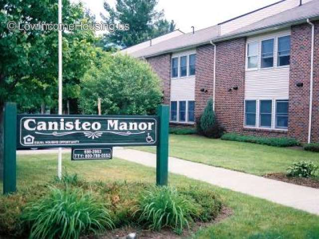 Canisteo Manor Apartments for Seniors