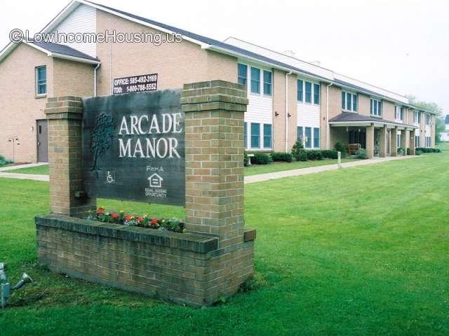 Arcade Manor Apartments