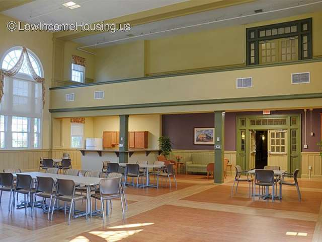 Springside School Apartments 1508 Mt Holly Road Burlington Township Nj 08016 Lowincomehousing Us
