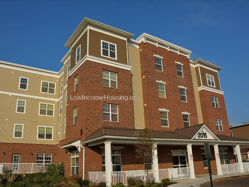 Conifer Village at Ferry Station Apartments for Seniors