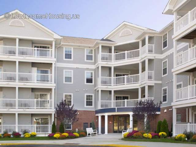 Conifer Village at Middletown Apartments for Seniors