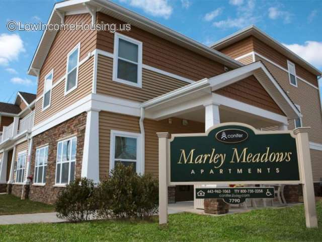 Marley Meadows Apartments for Families