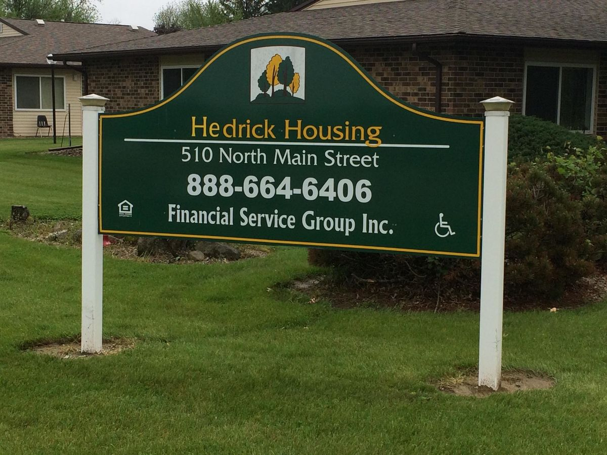Hedrick Housing for Seniors