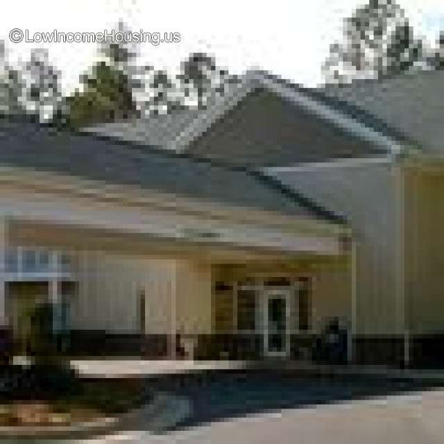 Pineridge Apartments for Seniors