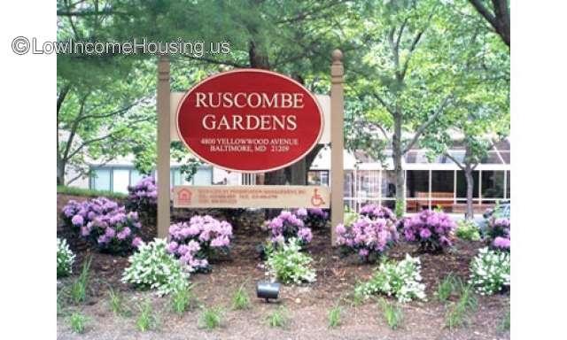 Ruscombe Gardens for Seniors