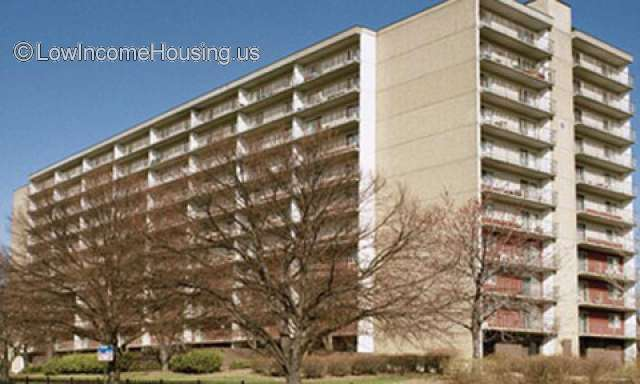 Waters Towers Apartments for Seniors