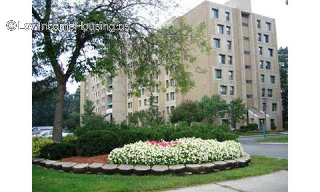 Carpenter Place Apartments for Seniors