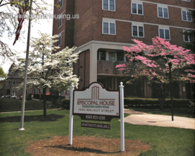 Episcopal House Apartments for Seniors