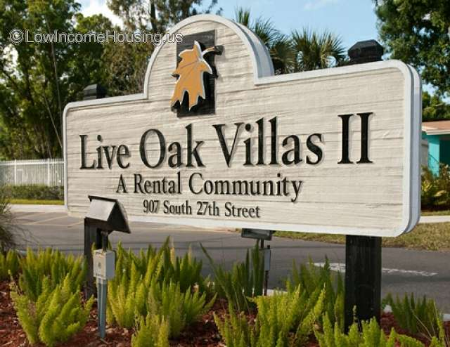 Live Oak Villas Phase II