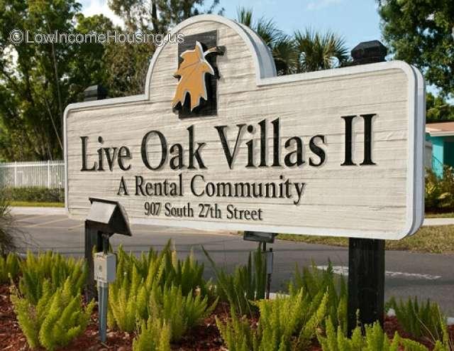 Live Oak Villas Phase II