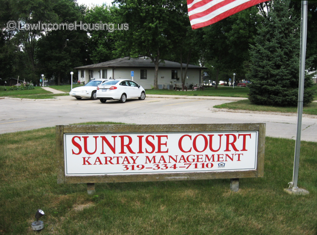 Sunrise Court - Dufoe LP