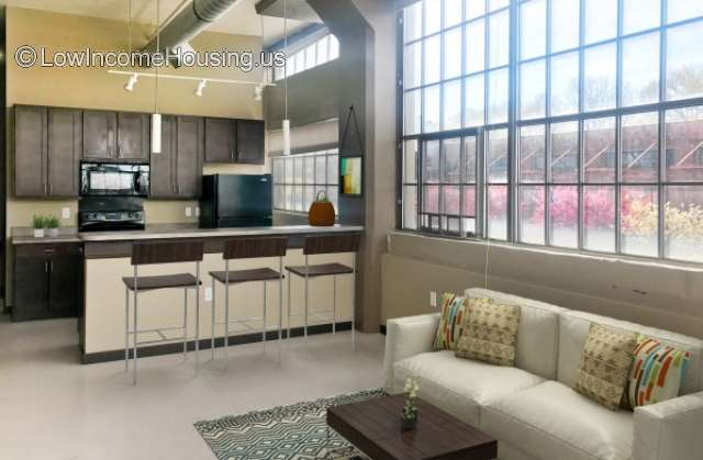 Riverwalk Lofts