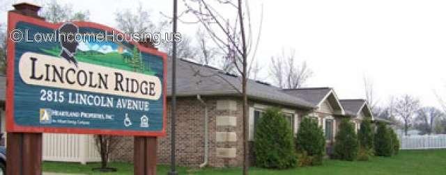 Lincoln Ridge - IA