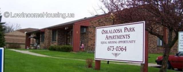 Oskaloosa Park Apartments