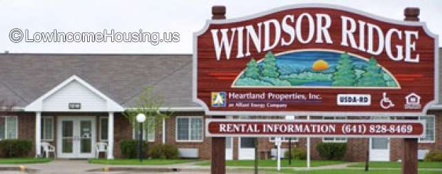Windsor Ridge