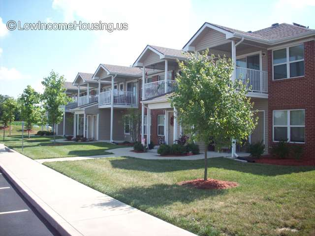 Delaware Trace Apartments