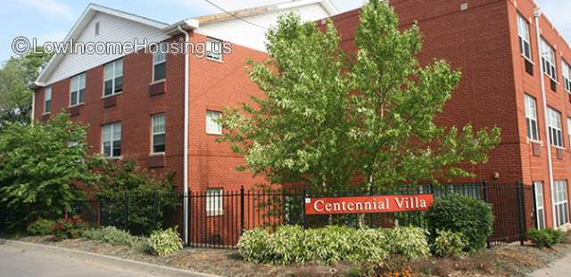 Centennial Villa Apartments