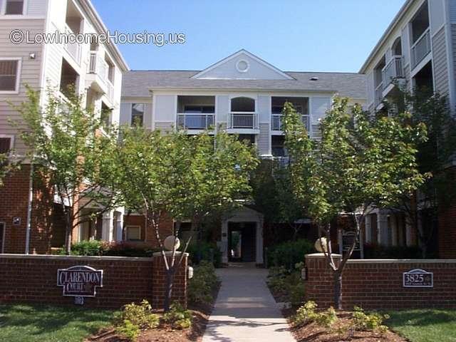 Clarendon Court Apartments