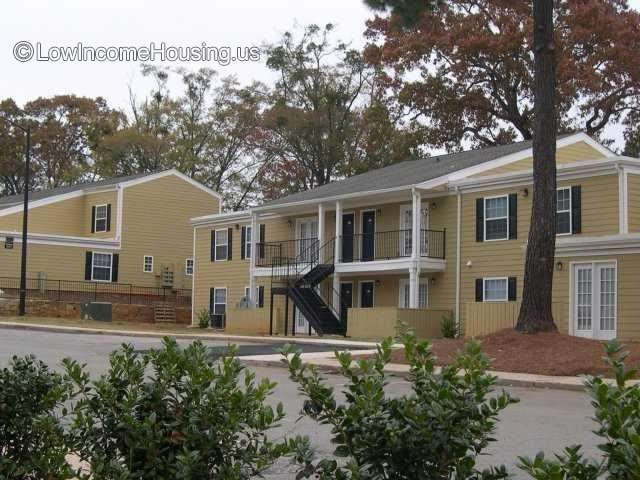 Low Income Senior Housing Decatur Ga