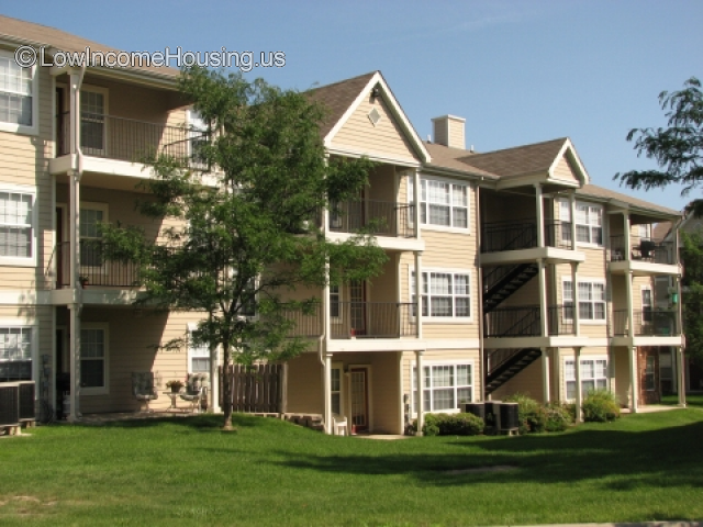 Meridian Club Apartments