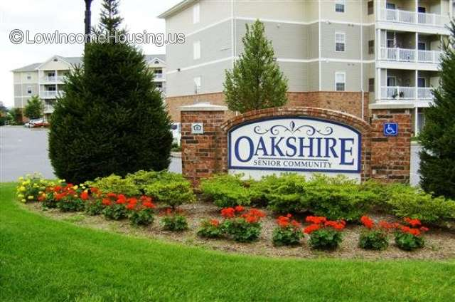 Oakshire Senior Apartments