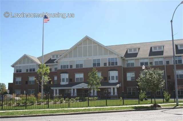 Senior Living at Renaissance Place Apartments