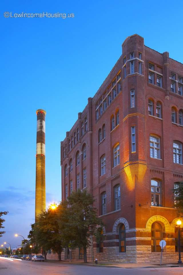 The Brewery Apartments