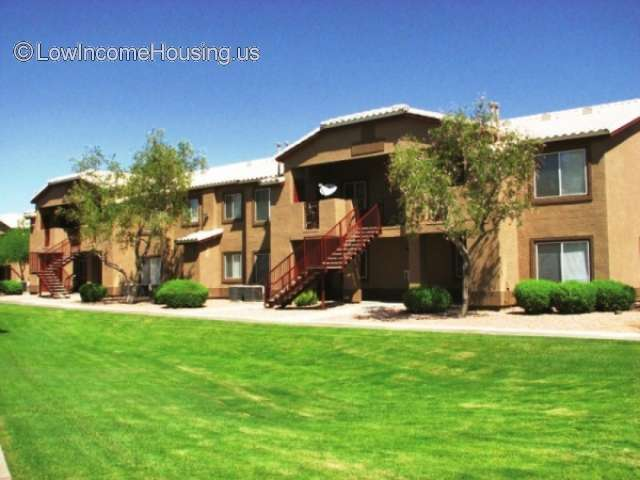 Quail Run Apartments - AZ