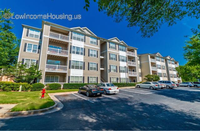 Canterbury Apartments Canton Ga