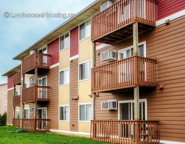 Park Winds Apartments