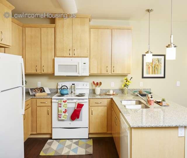 Senior Apartments: 720 East 7th Street, Saint