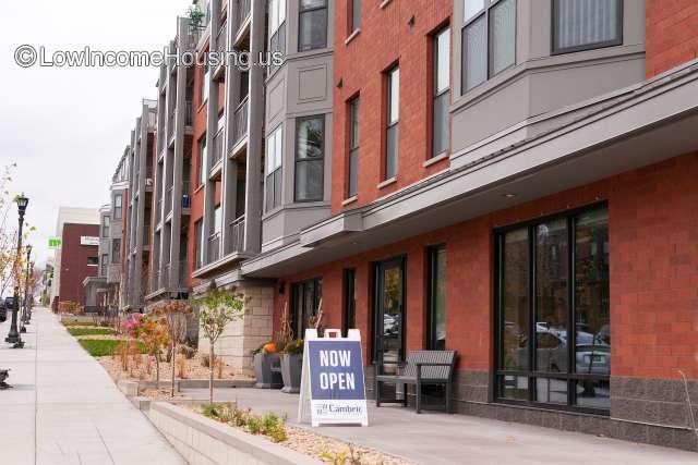 Cambric Senior Apartments