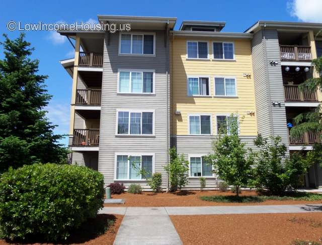 Willamette Gardens Apartments