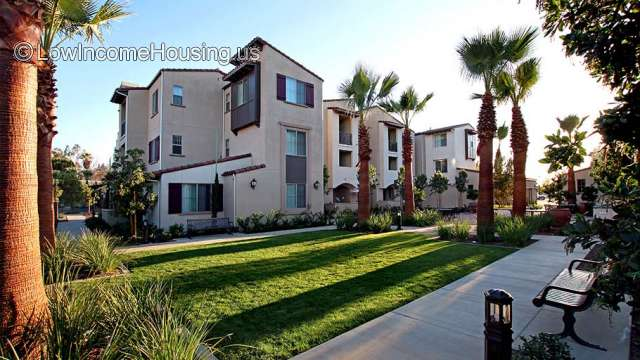 Brea Low Income Apartments