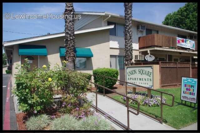 Union Square Apartments - CA