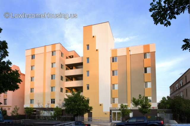 Hobart Heights Apartments