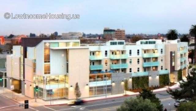 Salinas Gateway Senior Apartments