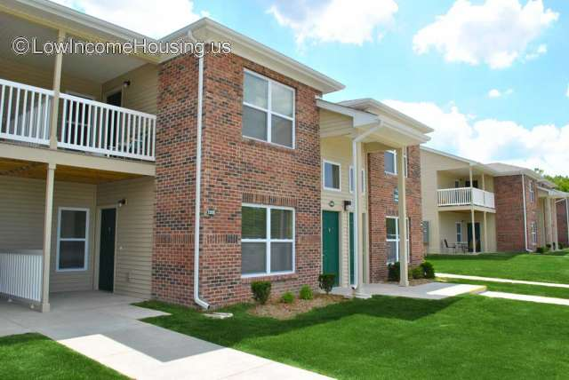 Canterbury House Apartments - Michigan City