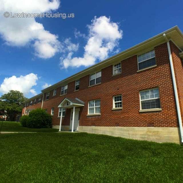 Magnolia Park Apartments - MS